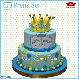 Resim Prens Doğum Günü Parti Set