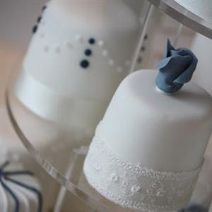 Resim Düğün Tek Pasta