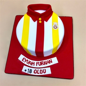 Resim Galatasaray Taraftar Pastası