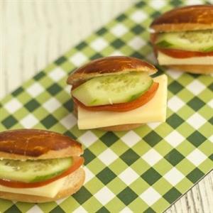 Resim Mini Sandviç