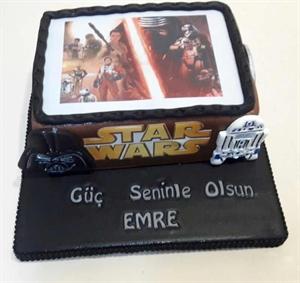 Resim Star Wars Resimli Pasta